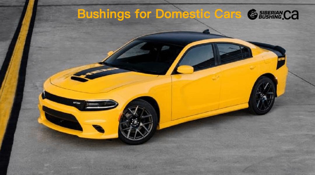 Domestic Cars Bushings